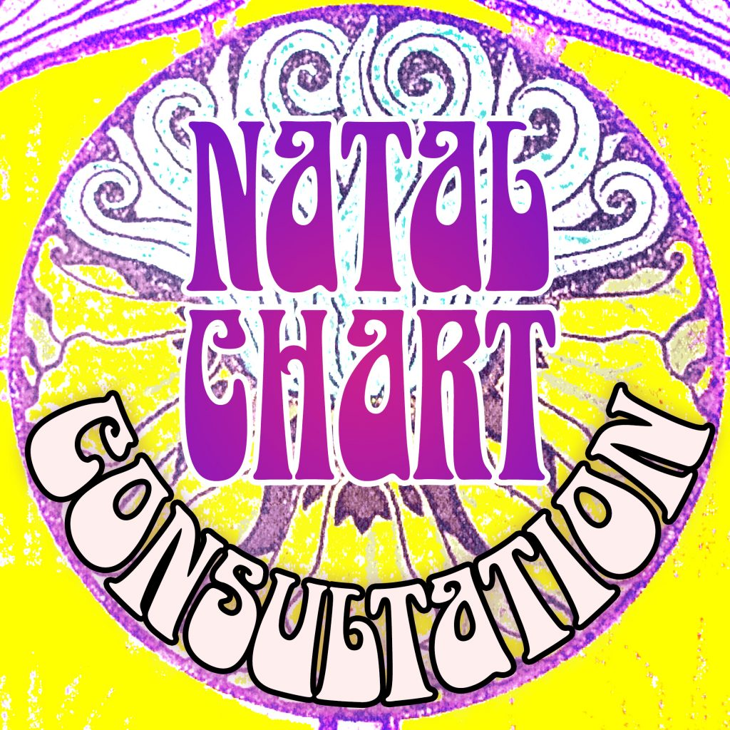 natal chart astrology reading consultation